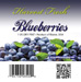 blueberry labels