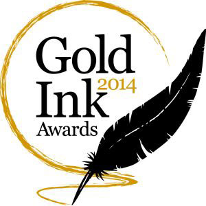 Gold Ink award