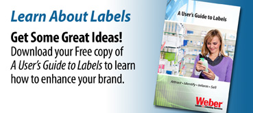 Weber's Free Guide to Labels