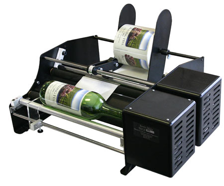 Bottle-Matic II dual label applicator