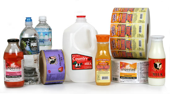 Weber Packaging Solutions manufactures high-quality custom beverage labels in any size.
