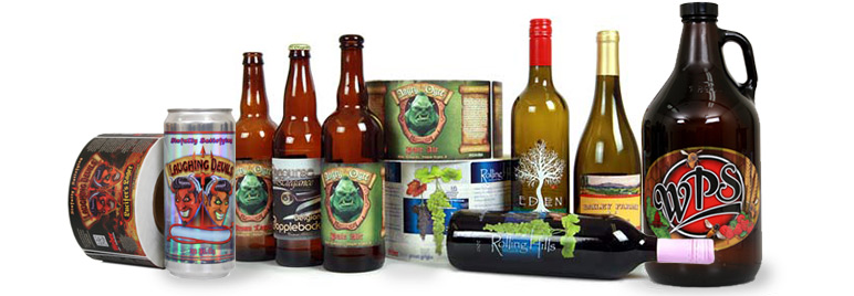 842c165d3 Weber Packaging Solutions makes high-quality craft beer and wine labels.