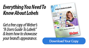 Get a free copy ofEverything you need to know about labels from Weber