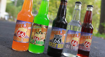 Mother Road Soda labeling blog