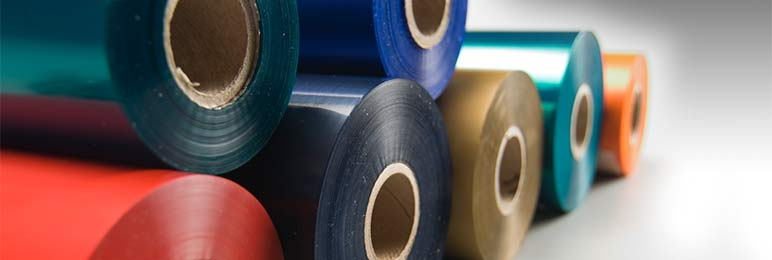 Weber Packaging Solutions manufactures high-quality thermal trasfer printer ribbons.