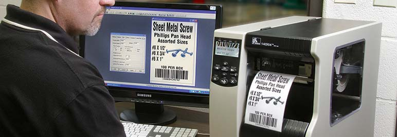 Legitronic labeling software from Weber