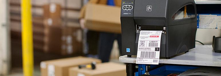Zebra Thermal-Transfer Label Printers